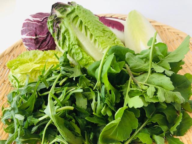 長持ちする生野菜