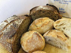 Julius Brantnerのパン