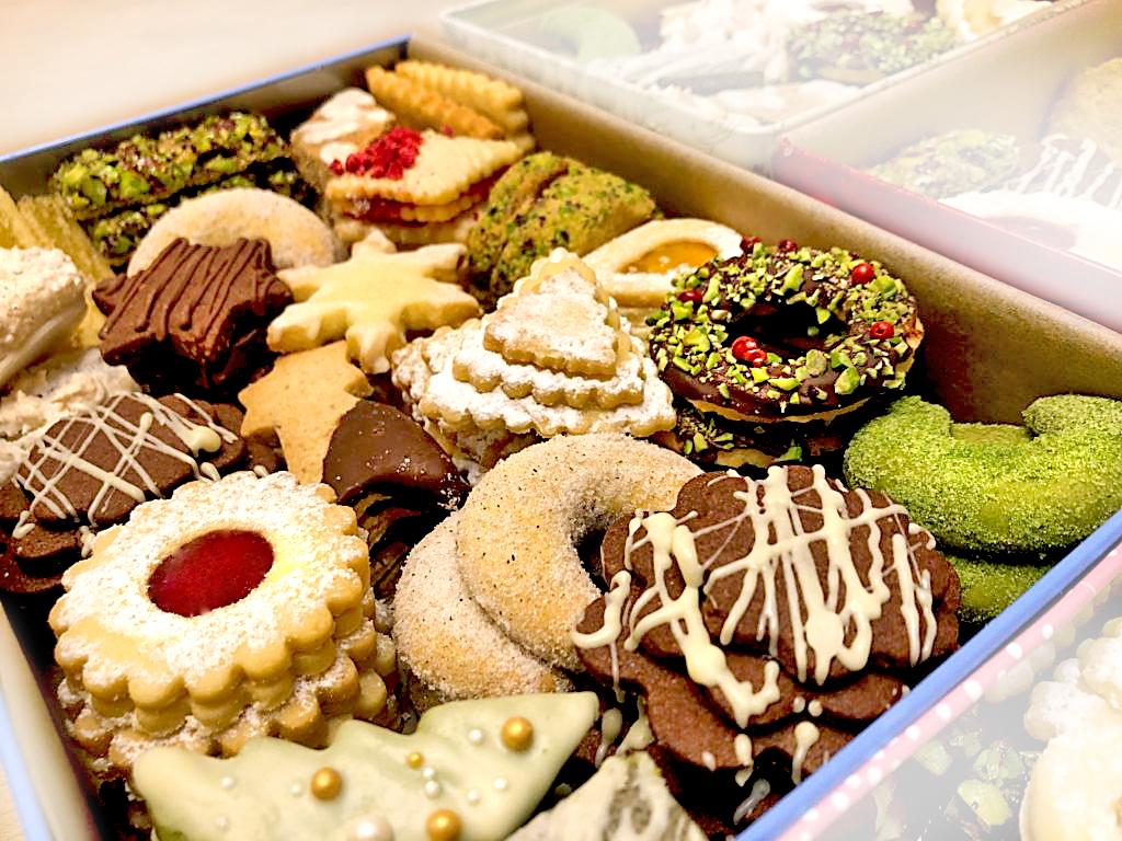 クリスマスクッキー(Weihnachtsplätzchen)