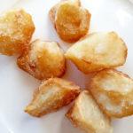菊芋(Topinambur)の素揚げ