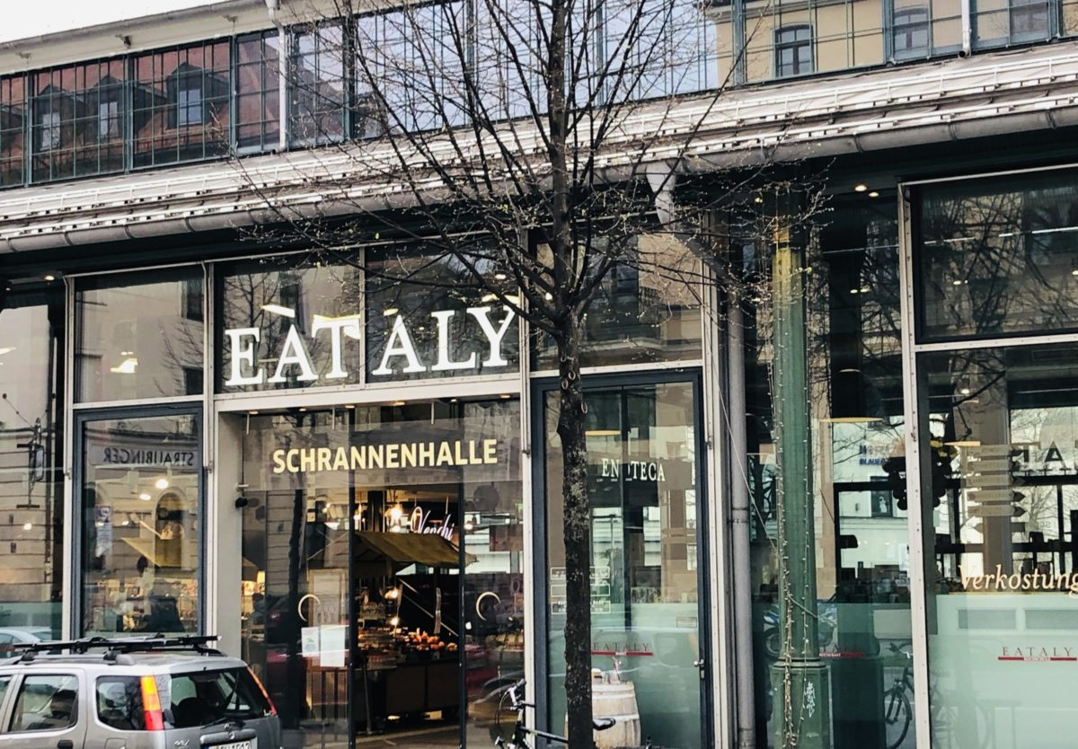 イータリー(Eataly) ミュンヘン店