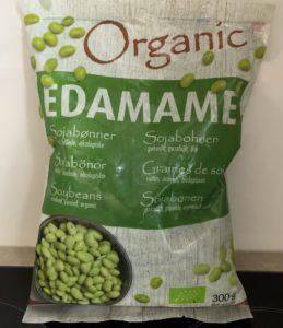 ドイツで買うオーガニックの冷凍枝豆
